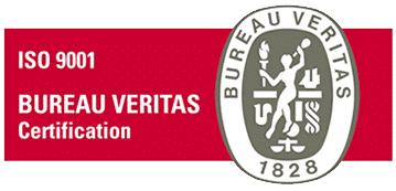 Le Groupe HLi est certifié ISO 9001 Bureau Veritas