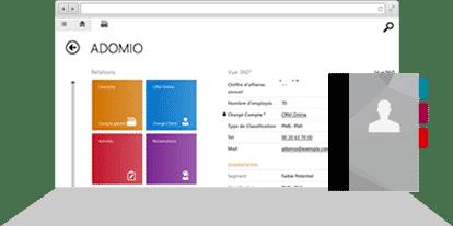 Le logiciel CRM et mobilité, gestion de vos contacts